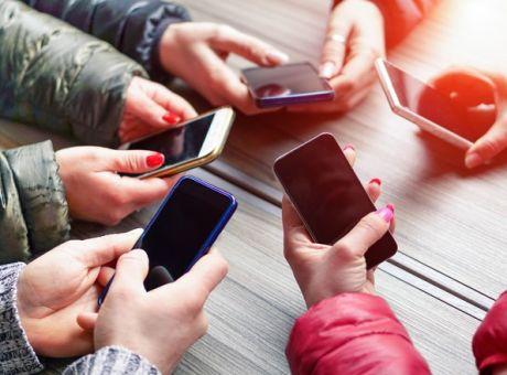 Φιλί εφαρμογή ραντεβού για το iPhone