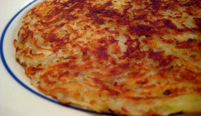 Rosti, το εθνικό φαγητό της Ελβετίας