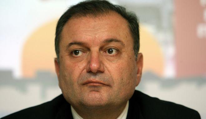 Ο δήμαρχος Πυλαίας-Χορτιάτη Γιάννης Καϊτεζίδης