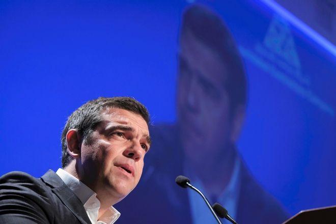 Ο πρόεδρος του ΣΥΡΙΖΑ στην Ευρω-αραβική Διάσκεψη