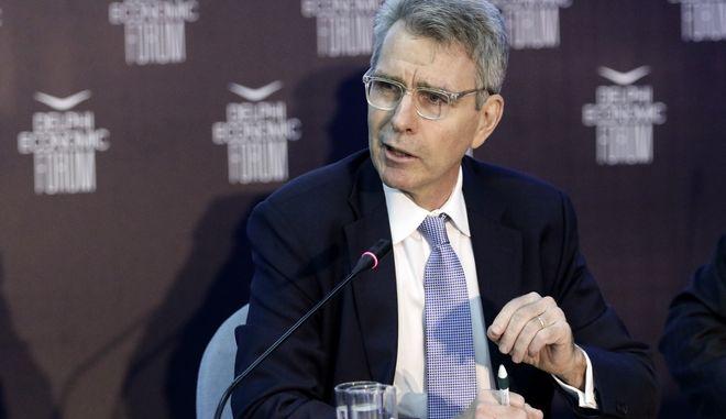 Ο πρέσβης των ΗΠΑ στην Αθήνα, Τζέφρι Πάιατ