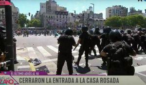 Μαραντόνα: Χάος στην κηδεία, έκλεισαν οι πύλες και μεταφέρθηκε αλλού η σορός