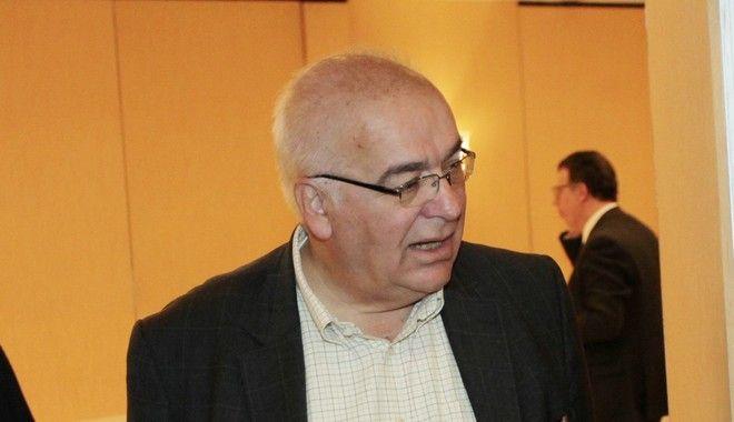 Ο δικηγόρος Αντώνης Βγότζας