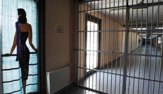 Ο Υπουργός Δικαιοσύνης Νίκος Παρασκευόπουλος  παρέδωσε στη φυλακή του Ελαιώνα ένα σχολικό λεωφορείο για τη μεταφορά των παιδιών των κρατούμενων μητέρων που πληρούν τις απαραίτητες προϋποθέσεις.Τα παιδιά αυτά θα μπορούν να συμμετέχουν, όπως και τα παιδιά της ευρύτερης κοινότητας, στο πρόγραμμα δραστηριοτήτων του παιδικού σταθμού της περιοχής. Ο Υπουργός εγκαινίασε και τον νέο χώρο παιδικού επισκεπτηρίου, ο οποίος έχει διαμορφωθεί στη Φυλακή του Ελαιώνα για τα παιδιά των κρατουμένων που επισκέπτονται τις μητέρες τους στη φυλακή.(Eurokinissi-ΜΠΟΛΑΡΗ ΤΑΤΙΑΝΑ )