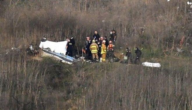 Κόμπι Μπράιαντ: Εκπρόσωπος του πιλότου κατηγορεί τους επιβάτες για το δυστύχημα