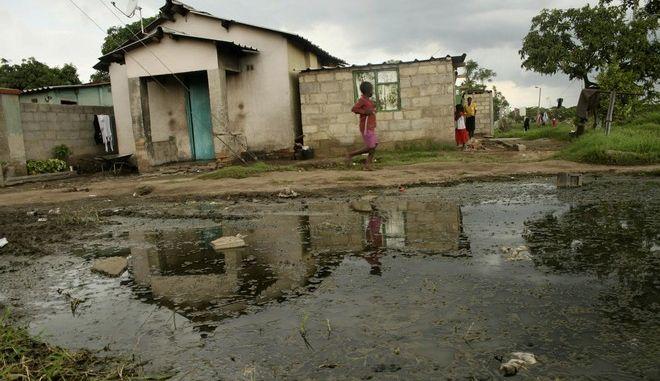 Στιγμιότυπο από την Χαράρε της Ζιμπάμπουε