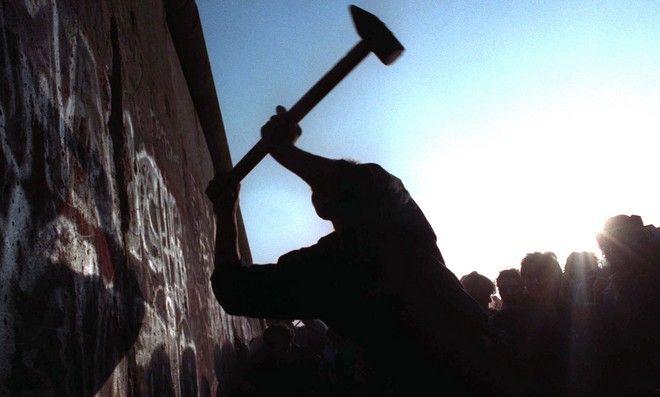 Βερολίνο, 1989: Πτώση του τείχους