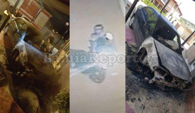 Μαφιόζικη επίθεση στο αυτοκίνητο προέδρου κοινότητας της Θήβας
