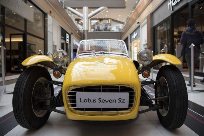 Lotus Super Seven S2 του 1962