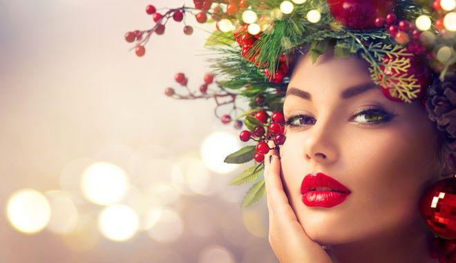 Welcome Christmas! Ποιες θεραπείες ομορφιάς θα σε κάνουν να λάμψεις ως τα Χριστούγεννα;