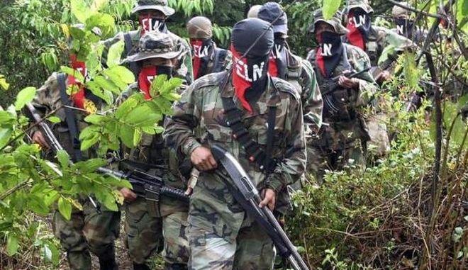 Κολομβία: Αρχίζουν ειρηνευτικές συνομιλίες κυβέρνηση και αντάρτες του ELN