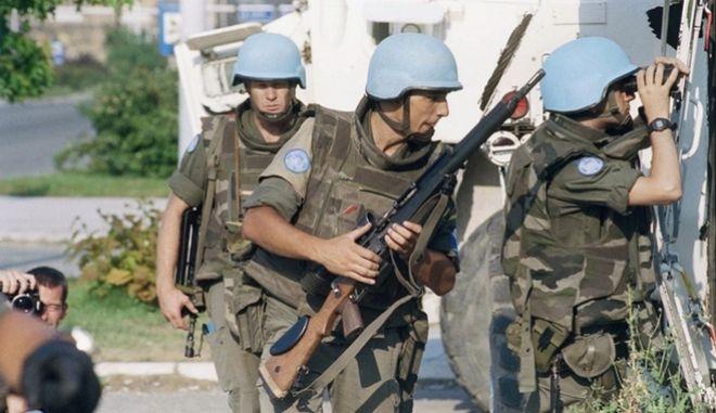 ΟΗΕ: 55 κυανόκρανοι κατηγορούνται για σεξουαλική κακοποίηση αμάχων