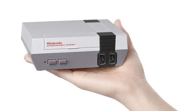 Η χρονοκάψουλα της Nintendo μας ταξιδεύει στα 80s