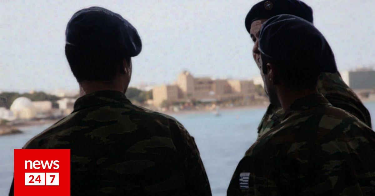 Φαντάροι: Γιατί αυτοκτόνησε ο Κίμωνας - Κοινωνία | News 24/7