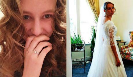 Δεν παντρεύτηκε τον άντρα της επειδή έβλεπε πορνό και ο κόσμος τρελάθηκε
