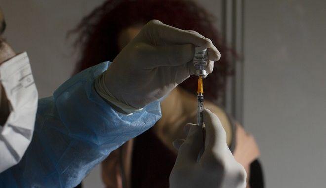 Εμβολιασμοί στο Ισραήλ