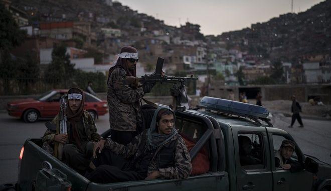 Καρέ από το Αφγανιστάν