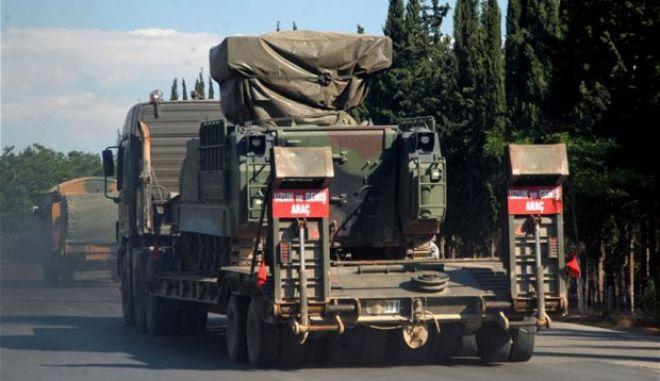 Τύμπανα πολέμου στα σύνορα Συρίας-Τουρκίας