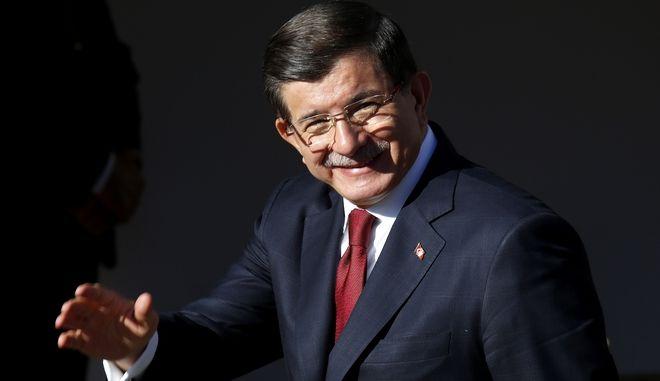 Ο πρώην πρωθυπουργός της Τουρκίας Αχμέτ Νταβούτογλου