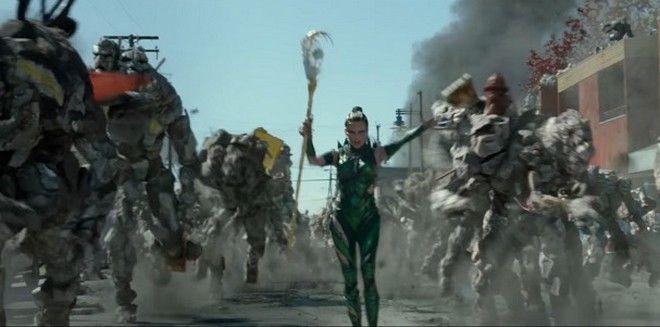 It's Morphin time! Νέο, χορταστικό, τρέιλερ των 'Power Rangers'