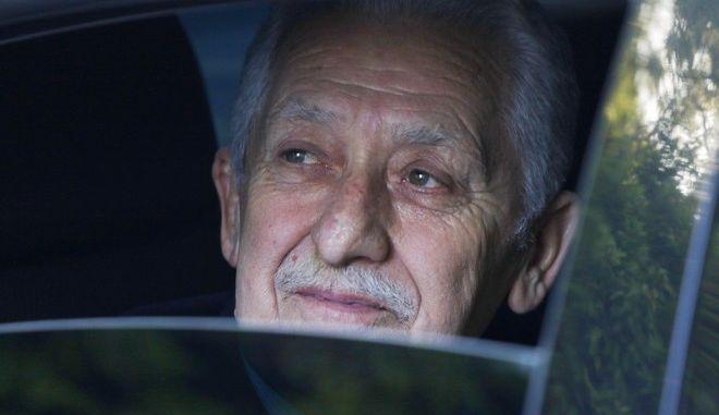 Ο αναπληρωτής υπουργός Εθνικής Άμυνας Φώτης Κουβέλης