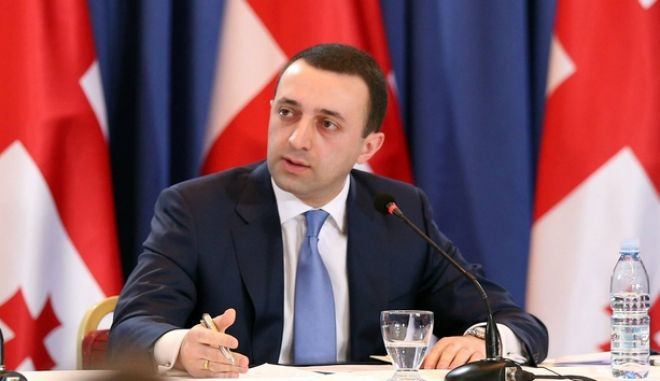 Αιφνίδια παραίτηση του πρωθυπουργού της Γεωργίας