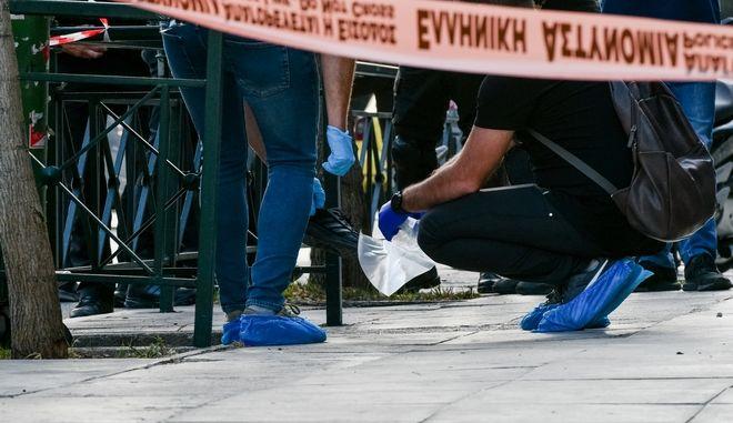 Πυροβολισμοί με έναν τραυματία στην Λ. Αλεξάνδρας