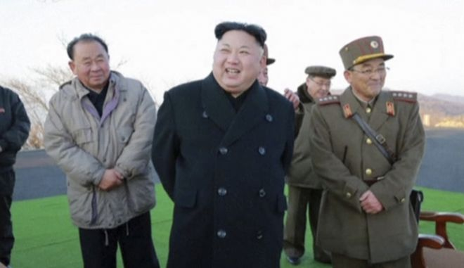 Η Βόρεια Κορέα προχώρησε σε δοκιμές νέου κινητήρα πυραύλων υψηλής απόδοσης