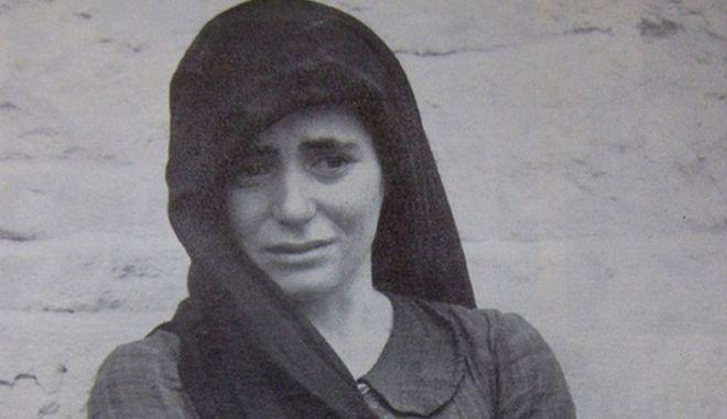 Μία εικόνα 1000 λέξεις: Η γυναίκα από το Δίστομο