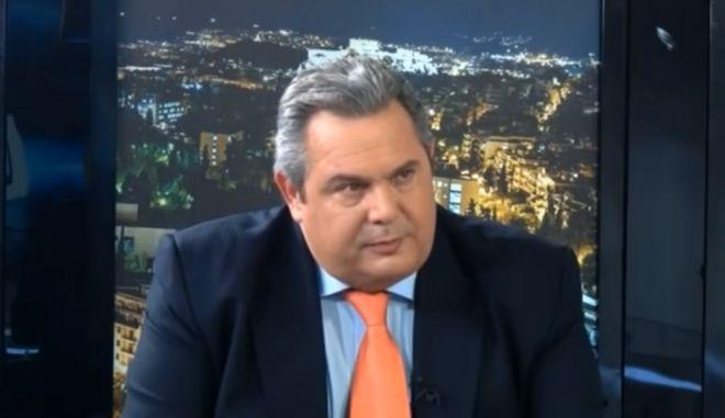 Ο Καμμένος θα καταθέσει στον εισαγγελέα στοιχεία για όσα προσάπτει στον Νίκο Κοτζιά