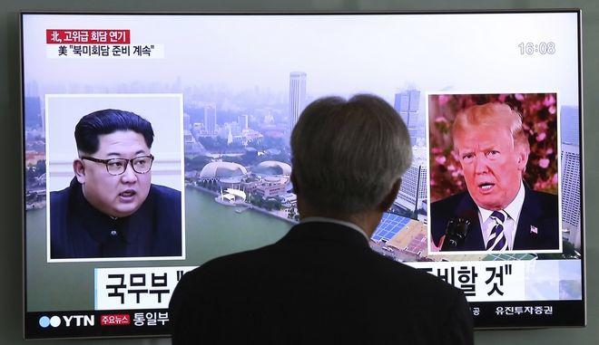 Εάν η Β. Κορέα θέλει συνάντηση, εμείς θα είμαστε εκεί, υποστηρίζει ο Λευκός Οίκος