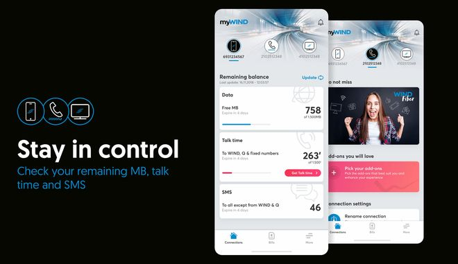 Από την Trebbble το νέο mobile app της wind