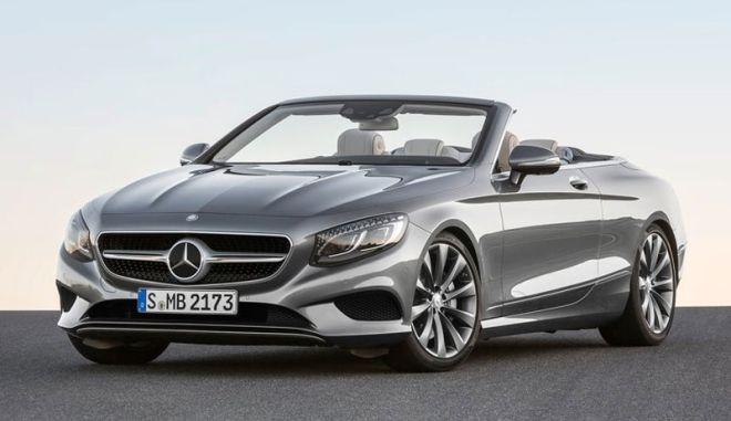 Mercedes S-Class cabriolet. Μόνο για τα όνειρά μας
