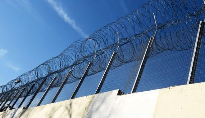 Φυλακή (φωτό αρχείου)