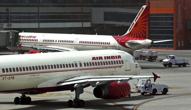 Αεροσκάφη της Air India