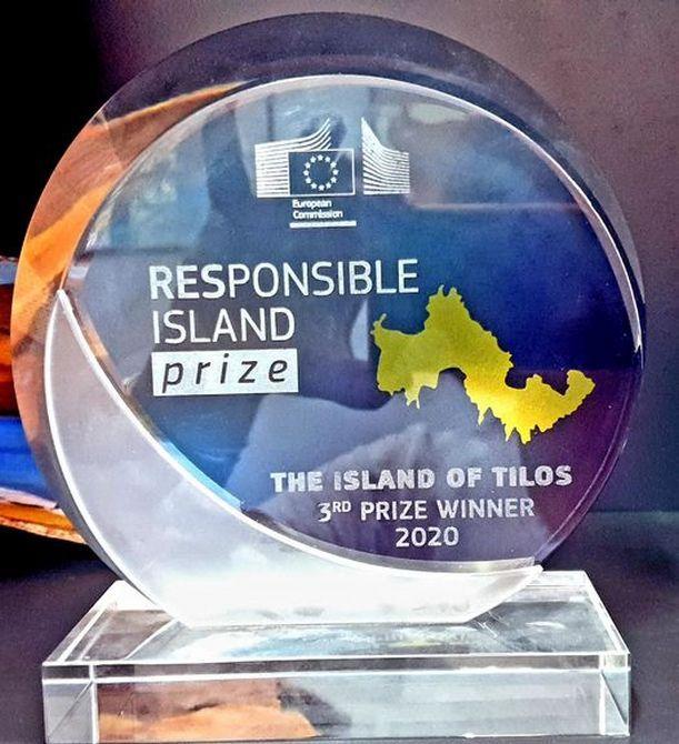 Τήλος: Το τέταρτο διεθνές βραβείο για το νησί είναι γεγονός