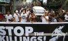 Philippines drug violence