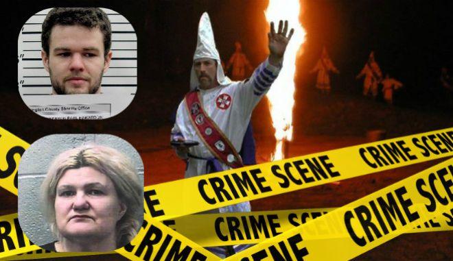 Σύζυγος και γιος κατηγορούμενοι για το φόνο του ηγέτη της Κου Κλουξ Κλαν