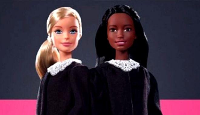 Η νέα πιο... αυστηρή εκδοχή της Barbie που συναρπάζει