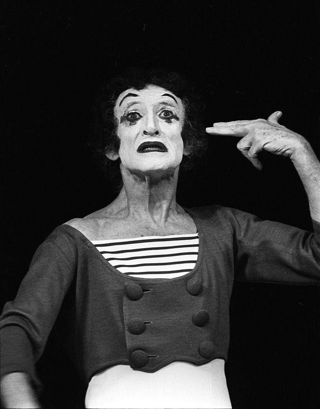 Μαρσέλ Μαρσό, 1987