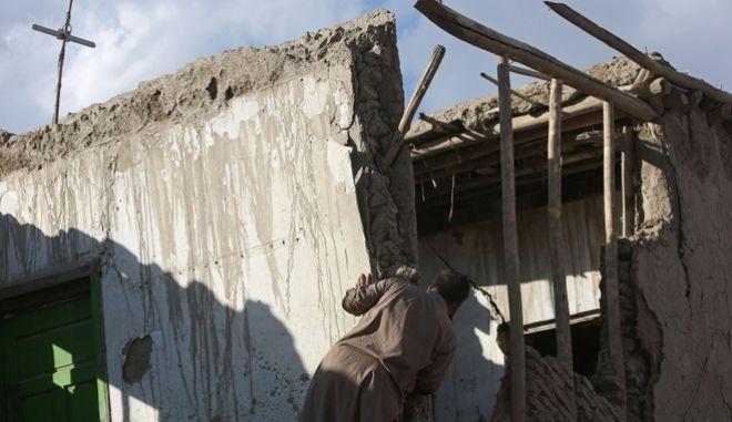 Σεισμός 5.9 Ρίχτερ στο Τατζικιστάν