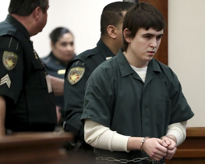 Ο Δημήτρης Παγουρτζής, κατηγορούμενος για την ένοπλη επίθεση στο Σάντα Φε του Τέξας