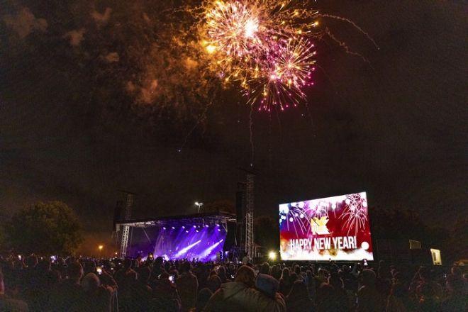 Φεστιβάλ στη Νέα Ζηλανδία για την υποδοχή του νέου έτους