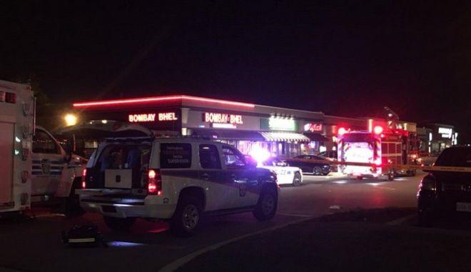 Έκρηξη σε εστιατόριο στο Τορόντο