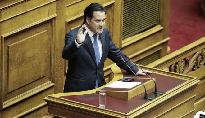 Συνεδρίαση της ολομέλειας της Βουλής, εξέταση  του Ν/Σ του Υπουργείου Εθνικής Αμυνας για τις ένοπλες δυνάμεις. Τετάρτη 25 Οκτωβρίου 2017 (EUROKINISSI//Γιάννης Παναγόπουλος)