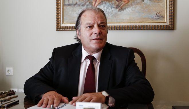 Ο βουλευτής των Ανεξάρτητων Ελλήνων Κώστας Κατσίκης
