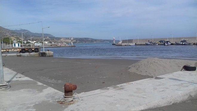 Σεισμός στην Κρήτη: Κύματα στο Καστρί