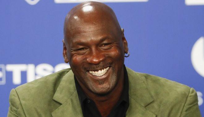 Ο Michael Jordan