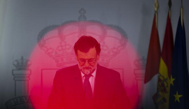 Ο πρώην πρωθυπουργός της Ισπανίας