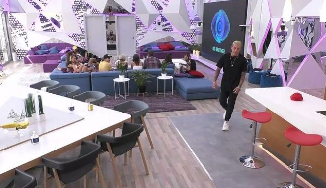"Big Brother 2: Οι τρεις υποψήφιοι για αποχώρηση και η ""κλίκα του Μηλάτου"""